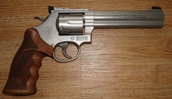 Bild von Smith & Wesson 686 Target Champion